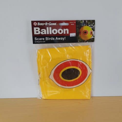BBG scare balloon
