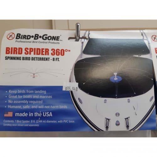 Bird Spider 8 ft