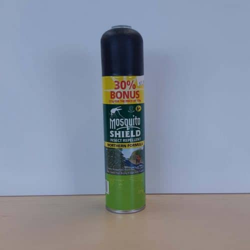 Mosquito Shield bug spray Northern