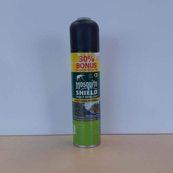 Mosquito Shield bug spray Northern