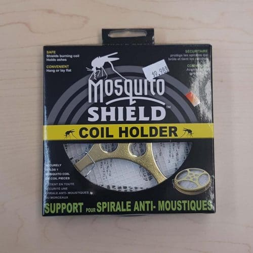 Mosquito Shield coil holder