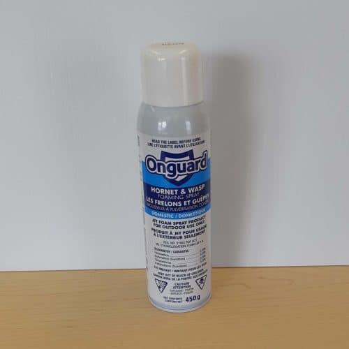 Onguard hornet & wasp foam 450 gr