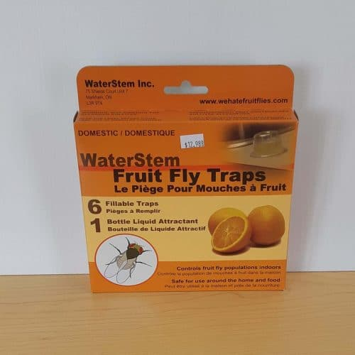 Waterstem fruit fly trap pkg